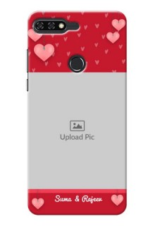 Huawei Honor 7C valentines day couple Design