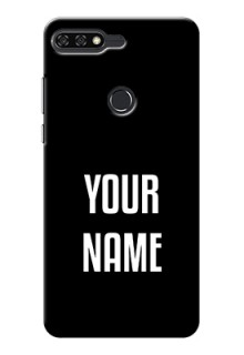 Honor 7C Your Name on Phone Case