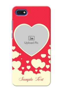 Huawei Honor 7s Phone Cases: Love Symbols Phone Cover Design