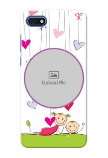 Huawei Honor 7s Mobile Cases: Cute Kids Phone Case Design
