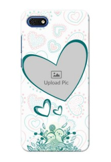Huawei Honor 7s Personalized Mobile Cases: Premium Couple Design