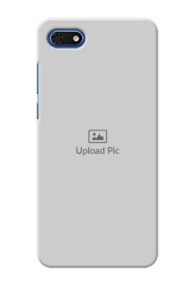 Huawei Honor 7s Custom Mobile Cover: Upload Full Picture Design