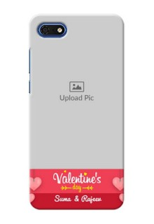 Huawei Honor 7s Mobile Back Covers: Valentines Day Design