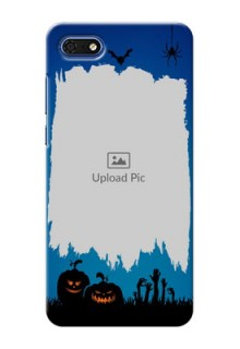 Huawei Honor 7s mobile cases online with pro Halloween design