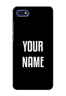 Honor 7S Your Name on Phone Case