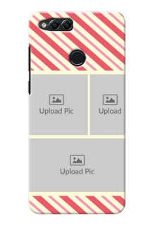 Huawei Honor 7x Multiple Picture Upload Mobile Case Design