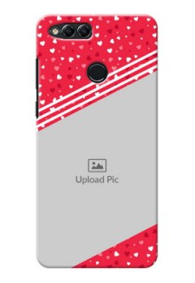 Huawei Honor 7x Valentines Gift Mobile Case Design