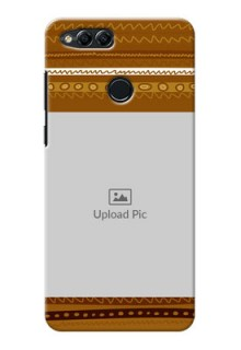 Huawei Honor 7x Friends Picture Upload Mobile Cover Design
