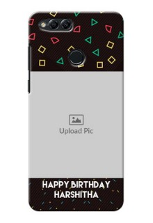 Huawei Honor 7x confetti birthday design Design Design
