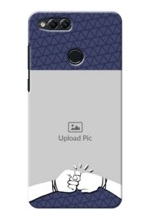 Huawei Honor 7x best friends design Design Design
