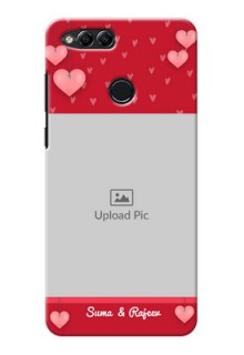 Huawei Honor 7x valentines day couple design Design Design