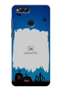 Huawei Honor 7x halloween design Design Design