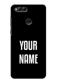 Honor 7X Your Name on Phone Case