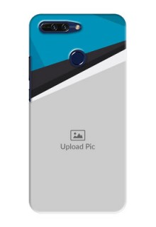 Huawei Honor 8 Pro Simple Pattern Mobile Cover Upload Design