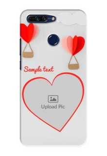 Huawei Honor 8 Pro Love Abstract Mobile Case Design
