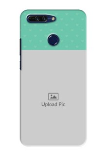 Huawei Honor 8 Pro Lovers Picture Upload Mobile Cover Design