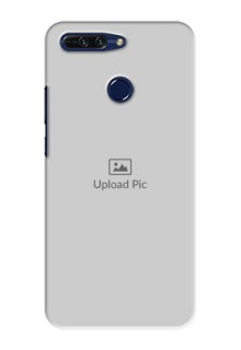 Huawei Honor 8 Pro Full Picture Upload Mobile Back Cover Design