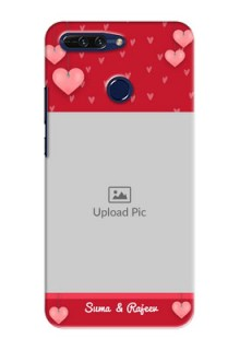Huawei Honor 8 Pro valentines day couple Design
