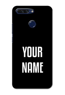 Honor 8 Pro Your Name on Phone Case