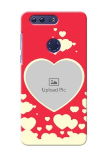 Huawei Honor 8 Love Symbols Mobile Case Design