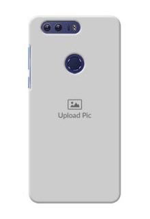 Huawei Honor 8 Full Picture Upload Mobile Back Cover Design