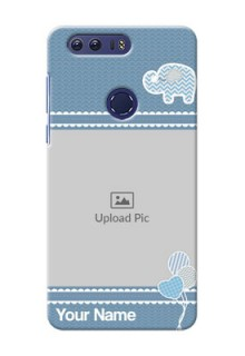 Huawei Honor 8 kids design icons with  simple pattern Design Design