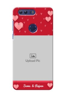 Huawei Honor 8 valentines day couple Design