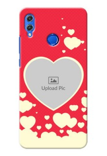 Huawei Honor 8X Love Symbols Mobile Case Design