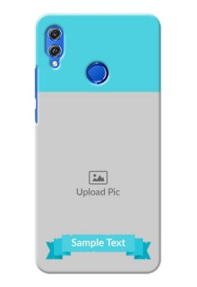 Huawei Honor 8X Simple Mobile Back Cover Design