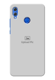 Huawei Honor 8X Full Picture Upload Mobile Back Cover Design