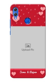 Huawei Honor 8X valentines day couple Design