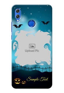 Huawei Honor 8X halloween wither frame Design