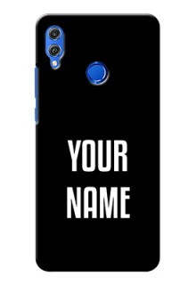 Honor 8X Your Name on Phone Case