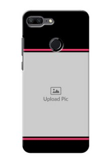 Huawei Honor 9 Lite Photo With Text Mobile Case Design