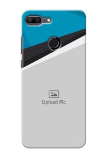 Huawei Honor 9 Lite Simple Pattern Mobile Cover Upload Design