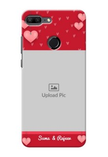 Huawei Honor 9 Lite valentines day couple Design