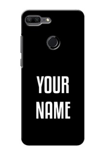 Honor 9 Lite Your Name on Phone Case