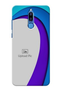 Huawei Honor 9i Simple Pattern Mobile Case Design