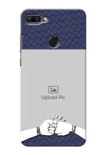 Huawei Honor 9n Mobile Covers Online with Best Friends Design