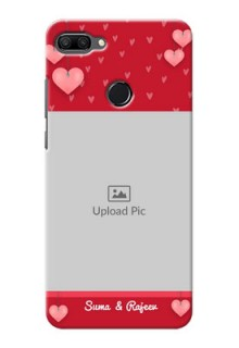 Huawei Honor 9n Mobile Back Covers: Valentines Day Design