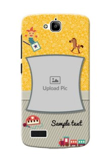 Huawei Honor Holly Baby Picture Upload Mobile Cover Design