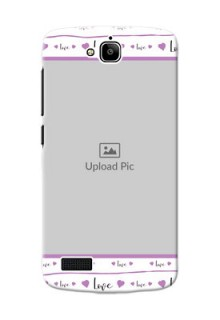 Huawei Honor Holly Couples Mobile Case Design