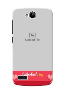 Huawei Honor Holly valentines day couple Design