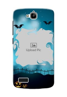 Huawei Honor Holly halloween design with designer frame Design