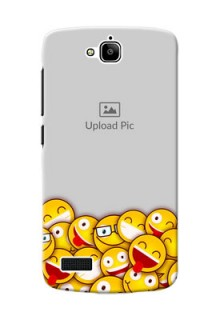 Huawei Honor Holly smileys pattern Design Design