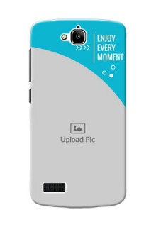 Huawei Honor Holly enjoy every moment Design