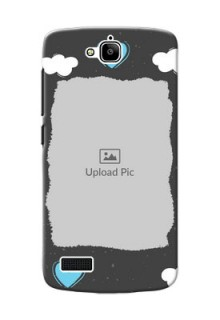 Huawei Honor Holly splashes backdrop with love doodles Design