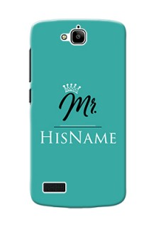 Honor Holly Custom Phone Case Mr with Name