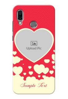 Huawei Honor Play Phone Cases: Love Symbols Phone Cover Design
