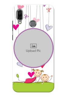 Huawei Honor Play Mobile Cases: Cute Kids Phone Case Design